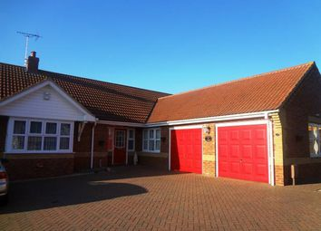 Thumbnail 3 bed detached bungalow to rent in Severals Court, Southery