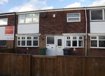 Thumbnail 3 bed terraced house to rent in Heaton Gardens, South Shields