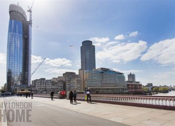 Thumbnail 1 bed flat for sale in One Blackfriars, Southwark, London