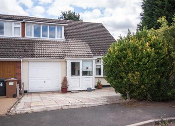 Thumbnail 3 bed semi-detached house for sale in Oatfield Close, Burntwood