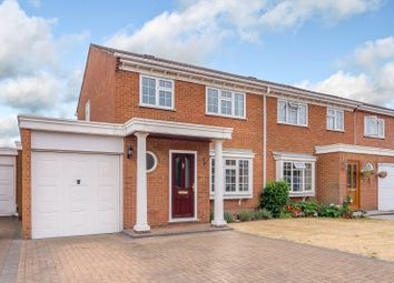 Thumbnail 3 bed end terrace house to rent in Elland Road, Walton-On-Thames