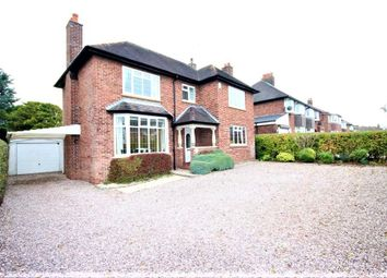 Thumbnail 4 bed detached house for sale in Mount Drive, Nantwich, Cheshire East