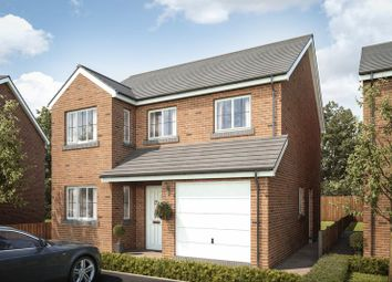 Thumbnail 4 bed detached house for sale in Plot 5, Colonel Road, Ammanford