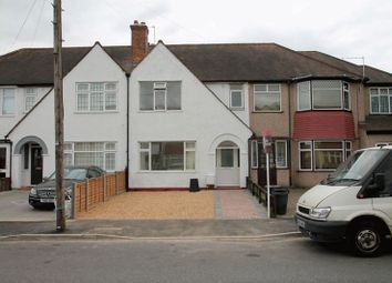 Thumbnail 3 bed terraced house for sale in Richmond Avenue, Uxbridge