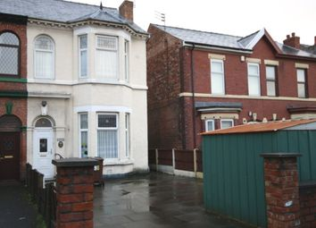Thumbnail 4 bed semi-detached house for sale in Kensington Road, Southport