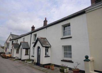 Thumbnail 3 bed terraced house for sale in Crowden Road, Northlew, Okehampton