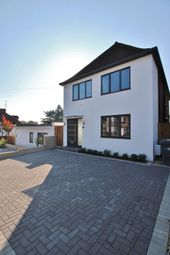 Thumbnail 3 bed detached house for sale in Manor Drive, London
