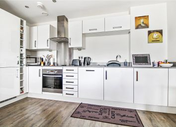 Thumbnail 2 bed flat for sale in The Boardwalk, Pearl Lane, Gillingham