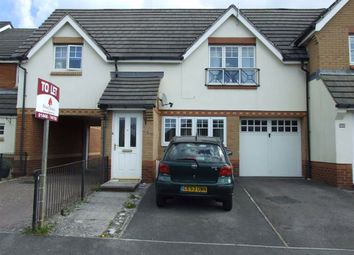 Thumbnail 2 bed terraced house to rent in Cwlwm Cariad, Barry, Vale Of Glamorgan