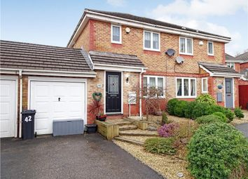Thumbnail 3 bed semi-detached house for sale in Min Y Coed, Coed Hirwaun, Margam