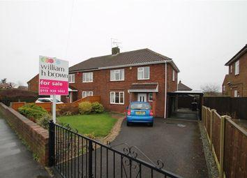 3 bed semi-detached house for sale in Flamstead Avenue, Loscoe, Heanor DE75