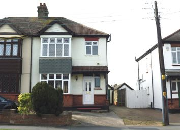Thumbnail 4 bed semi-detached house for sale in Daws Heath Road, Rayleigh