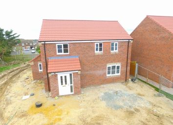 Thumbnail 4 bedroom detached house for sale in Available Now The Rowans, Fakenham, New Build