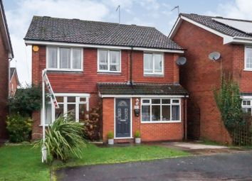 Thumbnail 5 bed detached house for sale in Cromwell Road, Moseley Parklands, Wolverhampton