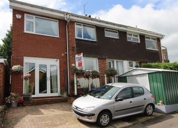 Thumbnail 4 bed semi-detached house for sale in Dalehouse Road, Cheddleton, Staffordshire