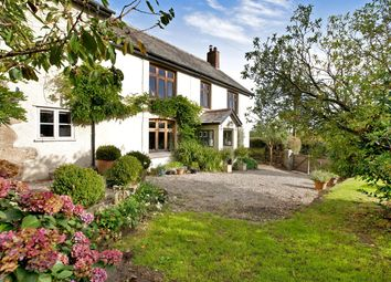 Thumbnail 5 bed cottage for sale in Throwleigh, Devon