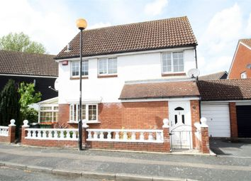 Thumbnail 3 bed detached house to rent in Fulmer Road, Beckton, London