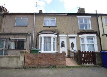 Thumbnail 3 bed terraced house to rent in Rosedale Road, Grays