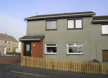 Thumbnail 2 bedroom flat to rent in Kennard Road, Polmont, Falkirk