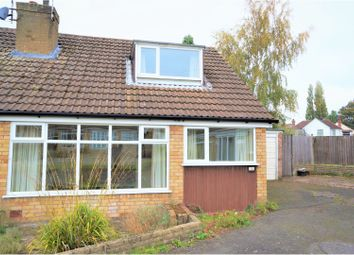 3 bed semi-detached bungalow for sale in Marie Brock Close, Coventry CV4
