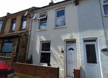 Thumbnail 2 bed terraced house to rent in Connaught Road, Chatham