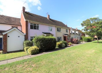 Thumbnail 3 bed mews house for sale in Meadows Way, Hadleigh, Suffolk