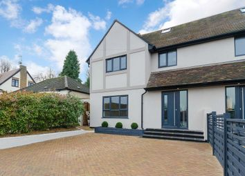 Thumbnail 4 bedroom semi-detached house for sale in Plough Hill, Cuffley, Potters Bar