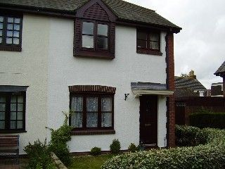 Thumbnail 3 bedroom terraced house to rent in Vallis Close, Baiter Park, Poole