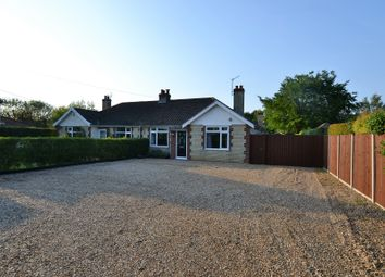 Thumbnail 3 bed semi-detached bungalow for sale in Dereham Road, Mattishall, Dereham
