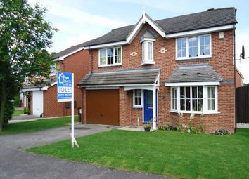Thumbnail 4 bed detached house to rent in Clover Walk, Upton, Pontefract