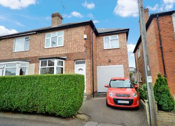 Thumbnail 3 bed semi-detached house for sale in Spencer Street, Oadby, Leicester