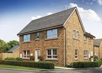 "Thumbnail 3 bedroom semi-detached house for sale in ""Ennerdale"" at Thorpe Green Drive, Golcar, Huddersfield"