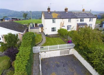 Thumbnail 2 bed terraced house for sale in Marton, Welshpool