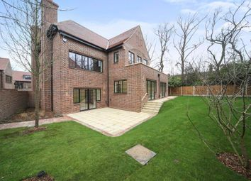 Thumbnail 5 bed detached house for sale in Chandos Way, Wellgarth Road, Hampstead Garden Suburb