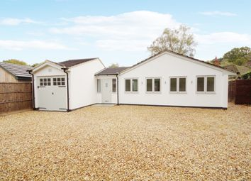 Thumbnail 3 bedroom detached bungalow for sale in Wedmans Lane, Rotherwick, Hook