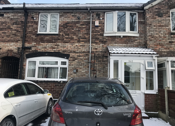 Thumbnail 1 bed terraced house to rent in Kingsway, Burnage, Manchester