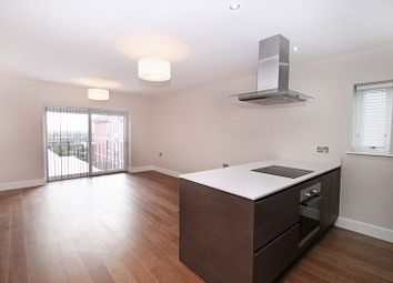 Thumbnail 2 bed flat to rent in Manor Road, Chigwell