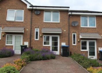 Thumbnail 2 bed terraced house for sale in Eloise Close, Seaham, County Durham