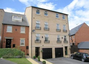 Thumbnail 4 bed terraced house to rent in Vienna Court, Churwell, Morley, Leeds