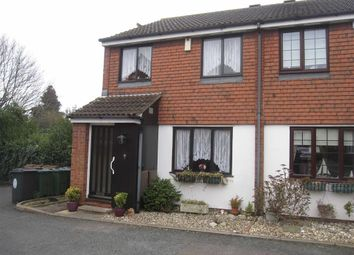 Thumbnail 3 bed semi-detached house to rent in Conference Close, London