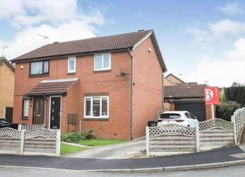 Thumbnail 3 bed semi-detached house for sale in Royston Avenue, Owlthorpe, Sheffield, South Yorkshire