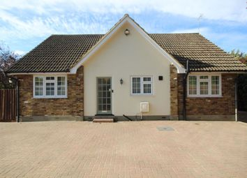 Thumbnail 4 bed bungalow to rent in High Street, Brentwood
