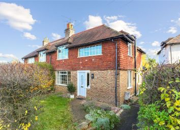Thumbnail 3 bed semi-detached house for sale in Greatness Lane, Sevenoaks, Kent