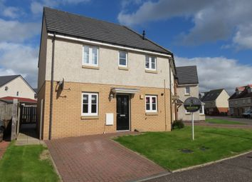 Thumbnail 2 bed flat for sale in Cook Crescent, Motherwell