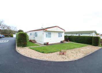 Thumbnail 2 bed property for sale in Kingsmead Park, Swinhope, Market Rasen