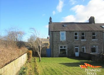 Thumbnail 4 bed end terrace house for sale in Crossfield Terrace, Haltwhistle, Northumberland