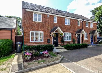 Thumbnail 3 bed end terrace house for sale in Lidlington, Beds