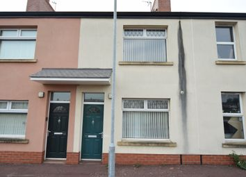 Thumbnail 3 bedroom terraced house to rent in Sutherland Street, Barrow-In-Furness