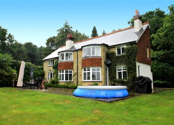 Thumbnail 4 bed detached house to rent in Duddleswell, Uckfield