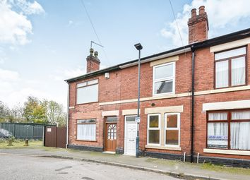 Thumbnail 2 bed terraced house for sale in Roman Road, Derby